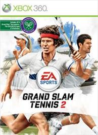 Box cover for EA SPORTS Grand Slam® Tennis 2 on the Microsoft Xbox 360.