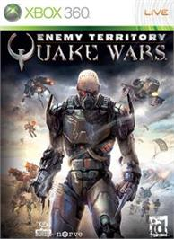 Box cover for ET: QUAKE Wars on the Microsoft Xbox 360.