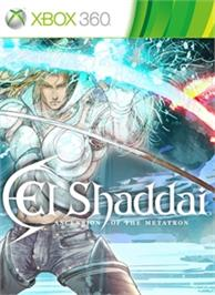 Box cover for El Shaddai on the Microsoft Xbox 360.