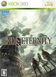 Box cover for End of Eternity on the Microsoft Xbox 360.