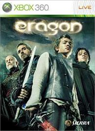 Box cover for Eragon on the Microsoft Xbox 360.