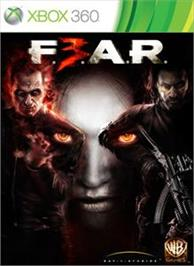 Box cover for F.E.A.R. 3 on the Microsoft Xbox 360.