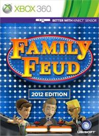 Box cover for Family Feud® on the Microsoft Xbox 360.