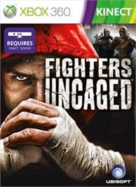 Box cover for Fighters Uncaged on the Microsoft Xbox 360.