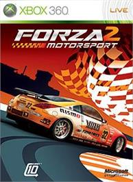 Box cover for Forza Motorsport 2 on the Microsoft Xbox 360.