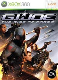 Box cover for G.I. JOE (PAL) on the Microsoft Xbox 360.