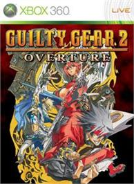 Box cover for GUILTY GEAR 2 on the Microsoft Xbox 360.