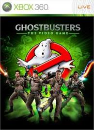 Box cover for Ghostbusters on the Microsoft Xbox 360.