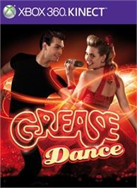 Box cover for Grease Dance on the Microsoft Xbox 360.