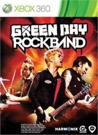 Box cover for Green Day: Rock Band on the Microsoft Xbox 360.
