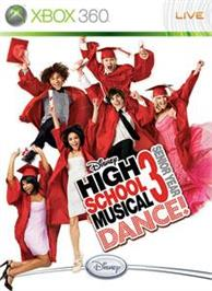 Box cover for HSM3 Senior Year DANCE on the Microsoft Xbox 360.