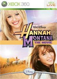 Box cover for Hannah The Movie on the Microsoft Xbox 360.