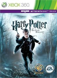 Box cover for Harry Potter and the Deathly Hallows - Part 1 on the Microsoft Xbox 360.