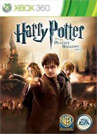 Box cover for Harry Potter and the Deathly Hallows - Part 2 on the Microsoft Xbox 360.