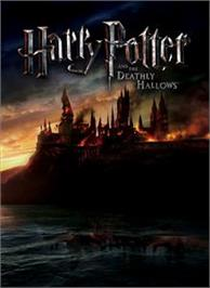 Box cover for Harry Potter and the Deathly Hallows on the Microsoft Xbox 360.