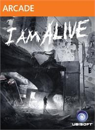 Box cover for I Am Alive on the Microsoft Xbox 360.
