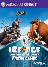 Box cover for Ice Age 4 on the Microsoft Xbox 360.