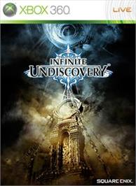 Box cover for Infinite Undiscovery on the Microsoft Xbox 360.