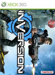 Box cover for Inversion on the Microsoft Xbox 360.