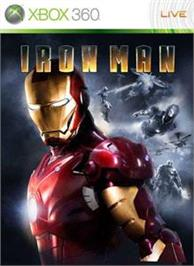 Box cover for Iron Man on the Microsoft Xbox 360.