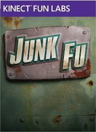 Box cover for Junk Fu on the Microsoft Xbox 360.