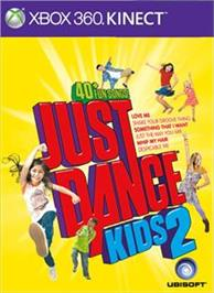 Box cover for Just Dance Kids 2 on the Microsoft Xbox 360.