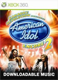 Box cover for KR: AI Encore 2 on the Microsoft Xbox 360.