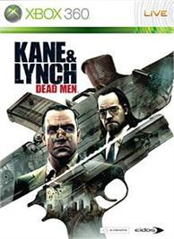 Box cover for Kane and Lynch:DeadMen on the Microsoft Xbox 360.