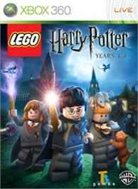 Box cover for LEGO® Harry Potter on the Microsoft Xbox 360.