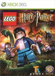 Box cover for LEGO® Harry Potter 2 on the Microsoft Xbox 360.