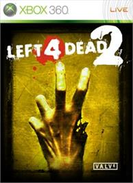 Box cover for Left 4 Dead 2 on the Microsoft Xbox 360.