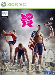 Box cover for London 2012 on the Microsoft Xbox 360.