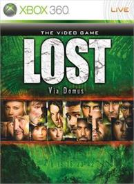 Box cover for Lost Via Domus on the Microsoft Xbox 360.