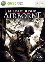 Box cover for MOH Airborne on the Microsoft Xbox 360.