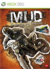 Box cover for MUD on the Microsoft Xbox 360.