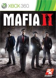 Box cover for Mafia II on the Microsoft Xbox 360.