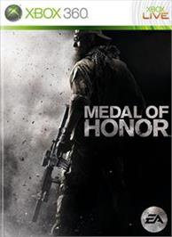 Box cover for Medal of Honor on the Microsoft Xbox 360.