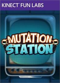 Box cover for Mutation Station on the Microsoft Xbox 360.