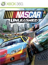 Box cover for NASCAR® Unleashed on the Microsoft Xbox 360.