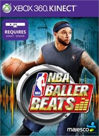Box cover for NBA Baller Beats on the Microsoft Xbox 360.