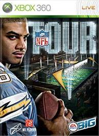 Box cover for NFL Tour on the Microsoft Xbox 360.