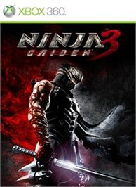 Box cover for NINJA GAIDEN 3 on the Microsoft Xbox 360.