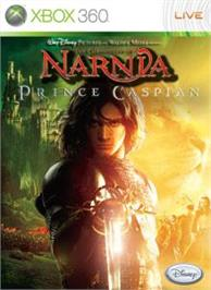 Box cover for Narnia: Prince Caspian on the Microsoft Xbox 360.