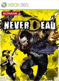 Box cover for NeverDead on the Microsoft Xbox 360.