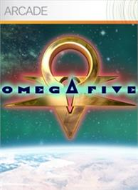 Box cover for Omega Five on the Microsoft Xbox 360.