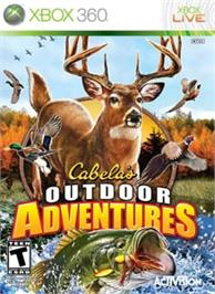Box cover for Outdoor Adventures on the Microsoft Xbox 360.