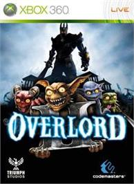 Box cover for Overlord II on the Microsoft Xbox 360.