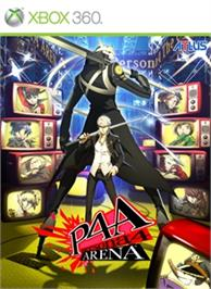 Box cover for P4A on the Microsoft Xbox 360.