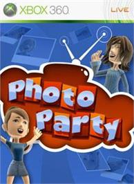 Box cover for Photo Party on the Microsoft Xbox 360.
