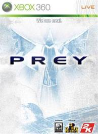 Box cover for Prey on the Microsoft Xbox 360.